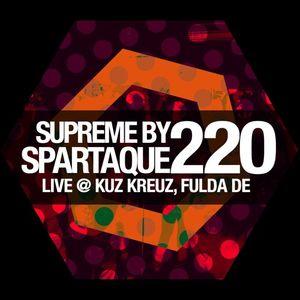 2016-02-23 - Spartaque - Supreme 220 (Live @ KuZ Kreuz, Fulda DE 2016-02-20)