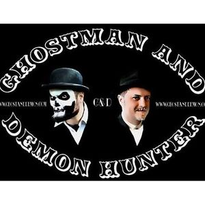 "The Ghostman and Demon Hunter Show ""Bigfoot with Mitchell Townsend """
