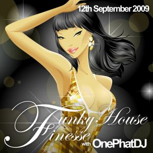 Funky House Finesse 12