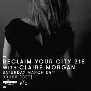 Reclaim Your City 218 | Claire Morgan