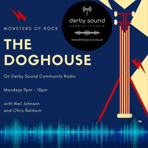The Doghouse Rock Show, with Johnson and Baldwin - Robert Gillies - 23rd September 2019