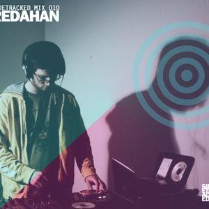 Sidetracked Mix 010 - Redahan (Live recording 01/04/11)