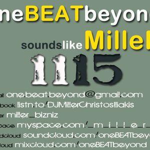 MilleR - oneBEATbeyond 1115