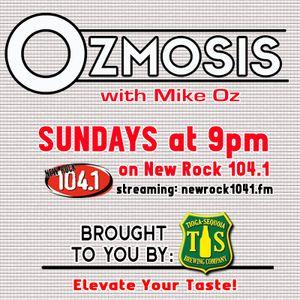 Ozmosis podcast #167 (04.05.15)