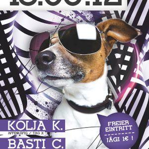 Basti C. @ Freaky Tekkno  18-05-2012