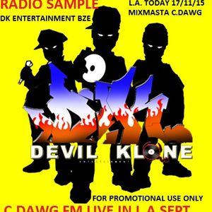 C_DAWG_FM_IN_LA_SEPT_2015 (RADIO SAMPLE MIXTAPE)