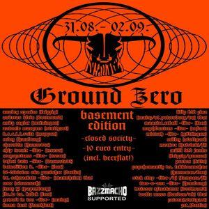 Maurice Rebell (Live PA) @ Ground Zero basement edition - Borken (NRW) - 31.08.2012