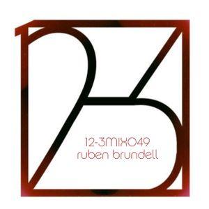 12-3 Mixshow 049 - Ruben Brundell
