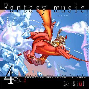 Le Siul - Fantasy music for my fantastic musician friends Vol 2