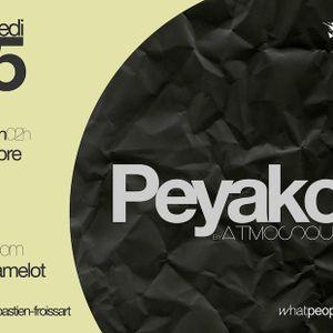 'Peyako' Live @ Panic Room, Paris - Part 6