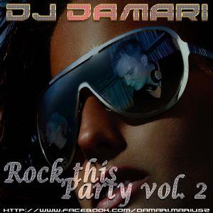 Dj Damari - Rock This Party vol.2 (2011)