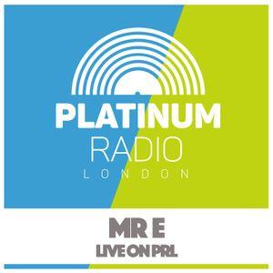Mr. E / Saturday 26th Mar 2016 @ 4pm - Recorded Live on PRLlive.com
