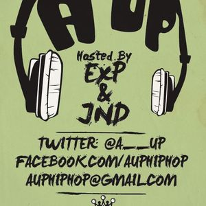 A Up Show 9 25th March - New, Independent Hip-Hop
