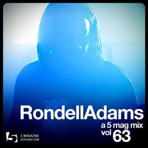 Rondell Adams - A 5 Mag Mix 63