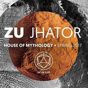 ZU JHATOR,  MIEKO SUZUKI  DJ set at K4, Nürnberg, April, 2017
