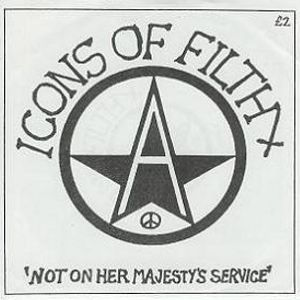 Icons Of Filth interview Gibus August 2nd 2016