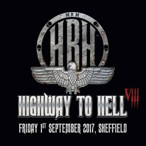 Hard Rock Hell Radio -  The Greenroom HTH Final Special Pt2 - 19th Sept 2017