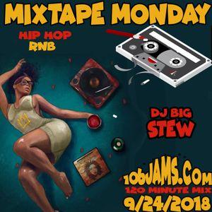 Mixtape Monday 92418