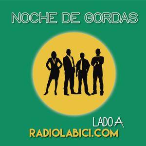 Noche de Gordas 25 - 03 - 2016 en Radio La Bici
