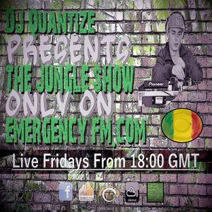 #106 Emergency FM - Jungle Show - Aug 21st 2015