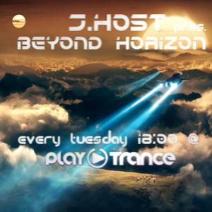 J.Host pres. Beyond Horizon #109 (03-03-2015)