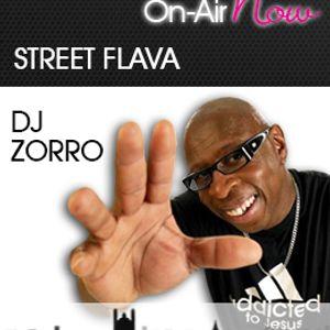 DJ Zorro Street Flava 080214