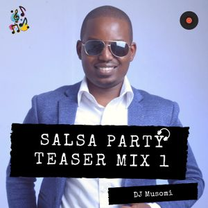 Salsa Party Teaser Mix 1
