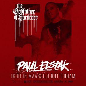 Paul Elstak @ Paul Elstak - The Godfather of Hardcore 2016