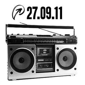 Sonar Radio 27.09.11 - Pushin'On show pt.1