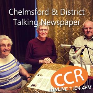 Chelmsford Talking Newspaper - #Chelmsford - 09/07/17 - Chelmsford Community Radio