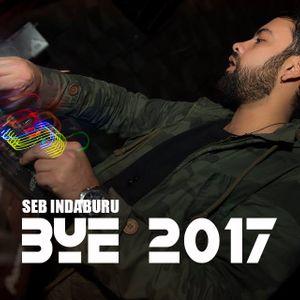 Podcast Bye 2017 - Seb Indaburu mix set