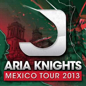 Mike Rodas @ Aria Knights Mexico Dj Contest 01