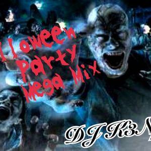 Halloween Party Mega Mix