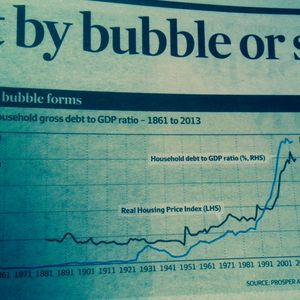 New Aussie Mortgage Debt record - but why? Dont crowd out the investors!!
