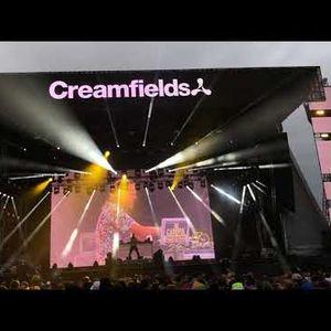26 08 2018 - Fatboy Slim Live @ Creamfields 2018, UK