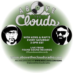 Above The Clouds Radio - #215 - 10/10/20