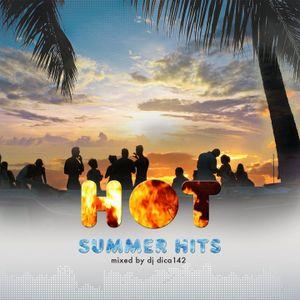 HOT Summer hits mixed by Dj Dica142
