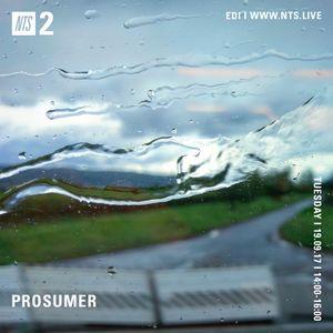 Prosumer - 19th September 2017