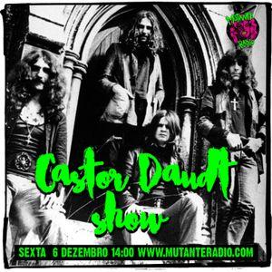 CASTOR DAUDT SHOW EPISODIO 92 na MUTANTE RADIO