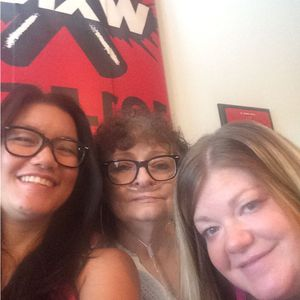 17.06.26 ft The Mary Parrish Center & Survivor Michelle Byrom Hello Hooray on WXNA with Ariel Bui