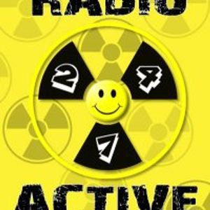 Crazys Halloween Show - RadioActiveFM 31/10/2012