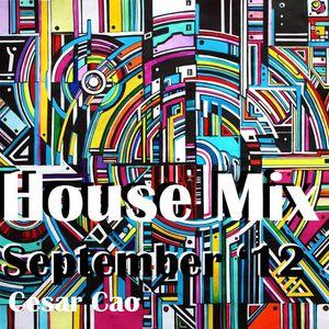 House Mix September '12