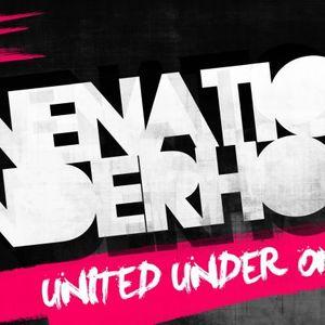 Murcielago Bobo 'Euro Campeones Mix' for One Nation Underhouse Radio (04-07-2012)