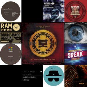 All Vinyl DnB Set - Progression Mix