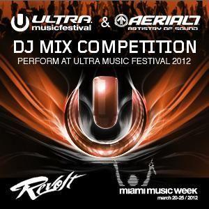 """Ultra Music Festival & Aerial7 DJ Competition"" Set Satisfaction - Dj Eliezer Fun"