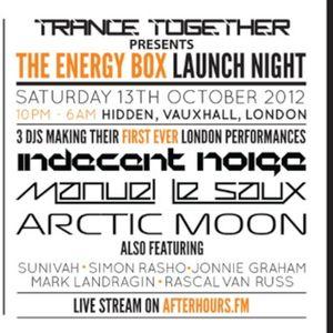 A Trance Sunrise-Energy Box Promo Mix