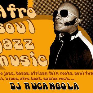 C BON CA ! & DJ RUCANGOLA: Music is from Africa !