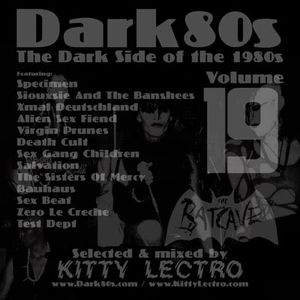 Kitty Lectro - Dark 80s Volume 19