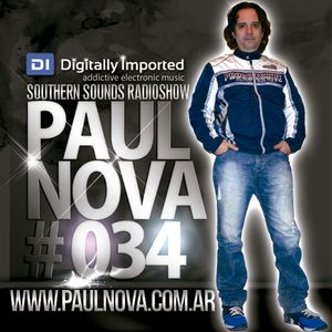 Paul Nova - Southern Sounds 034 (February 2012)