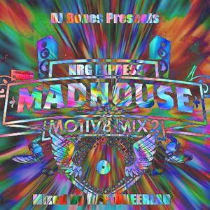 MADHOUSE NRG EXPRESS  MOTIV8 MIX 2 - VARIOUS ARTISTS
